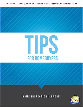 Home Inpsection Checklist and Tips for Homebuyers and Radon Home Inspections