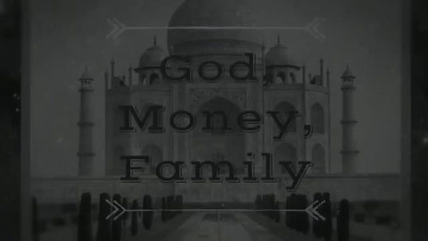 "Keep Right - ""God, Money, Family"" (lyric video)"