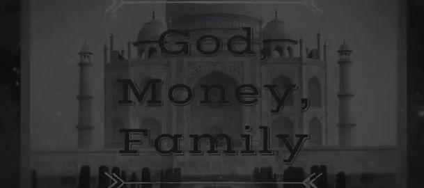 "Keep Right - ""God, Money, Family"" (lyric video)"