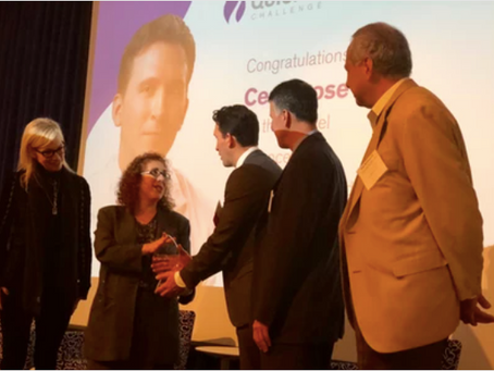 Certa Dose Wins Advancing the Safe Use of Healthcare Products QuickFire Challenge | JLABS