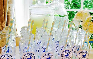 Milk bottles for hire West Sussex