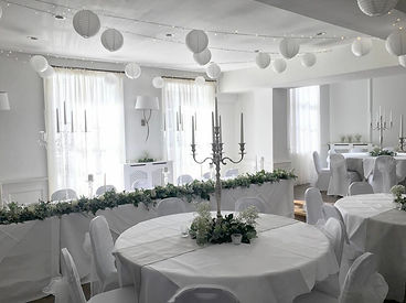 Chichester Harbour Hotel venue styling.j