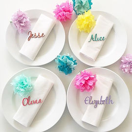 Wedding place name ideas