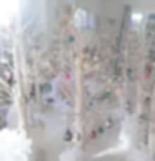 White wishing trees for hire West Sussex