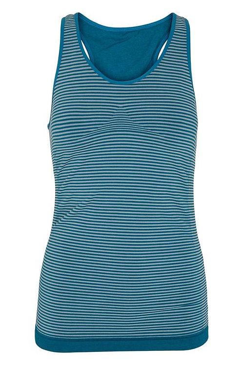 Beluga Classic Top w/Bra - Harbour Blue Stripe
