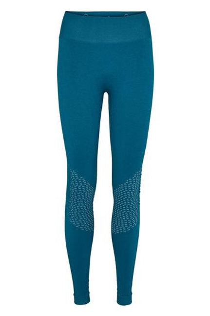 Classic Tights Highrise Long -Harbour Blue