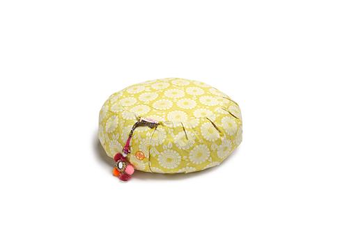 Citron Marigold Zafu