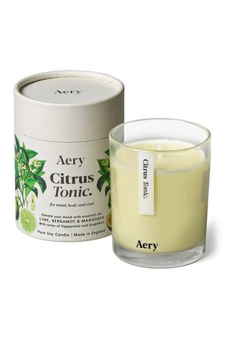 Cotrus Tonic Scented Candle - Lime Bergamot and Mandarin