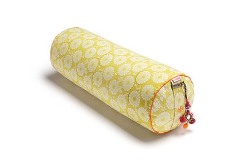 Citron Marigold Rund pølle