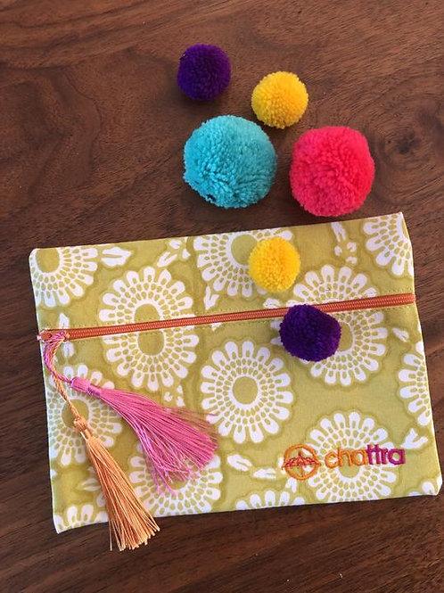 Citron Marigold Kuvert Taske