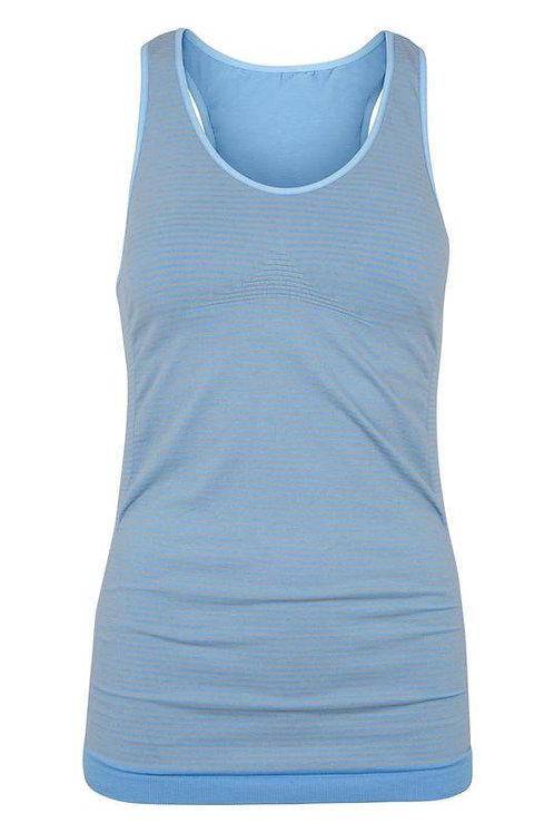 Beluga Classic Top w/Bra - Placid Blue Stripe