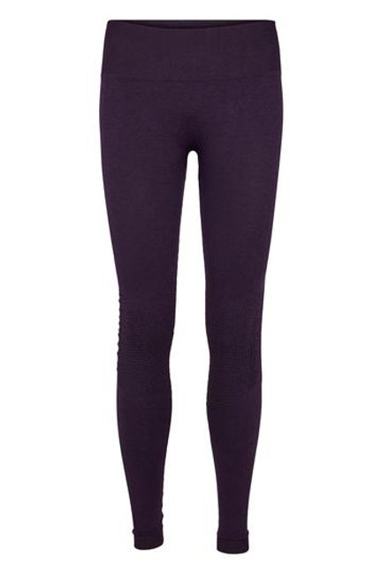 Classic Tights Highrise Long - Sweet Grape