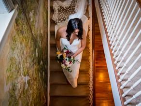 Romantic Long Island, NY Fall Wedding