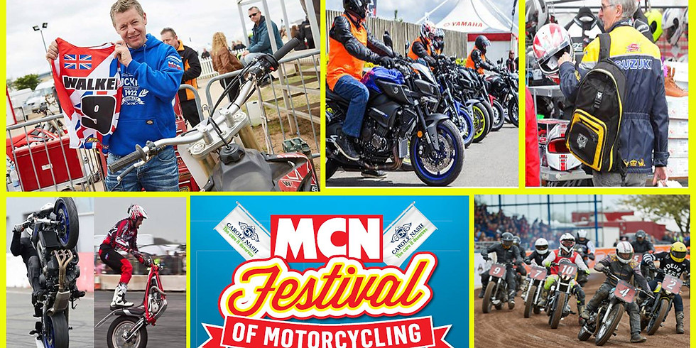 MCN Festival of Motorcycling