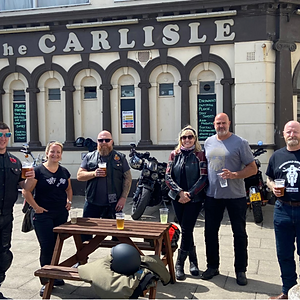 Ride out to Hastings