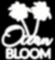 Ocean Bloom Palm Trees