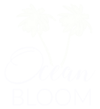 Ocean Bloom Palm Trees