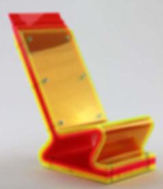 Fluoro Strata Chair