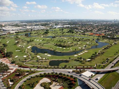 Golfing Around South Florida