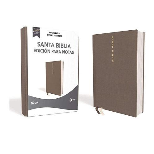 Biblia NBLA Edición Notas