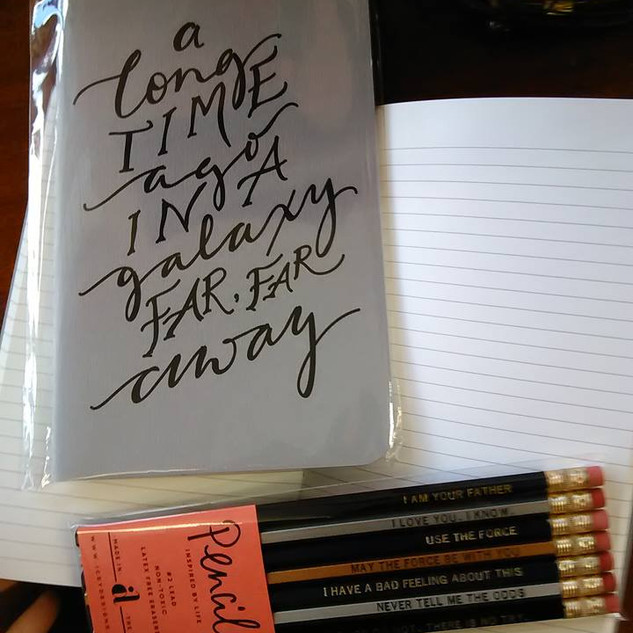 star wars journal and pencils.jpg
