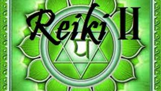 Énergie et Reiki niveau 2