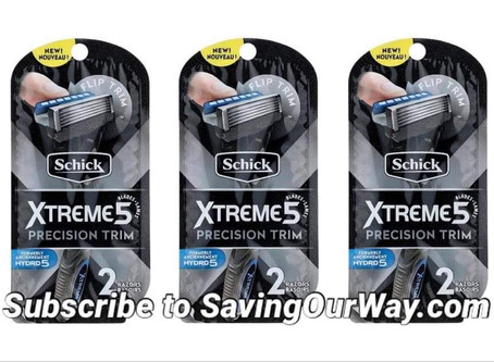 🙌50% Schick Razor at HEB this week! To see more deals subscribe to savingourway.com🙌