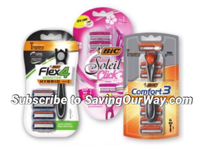 👀52% Savings on Bic Razors at Dollar General Subscribe to savingourway.com to see more deals!🏃