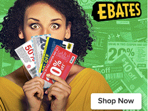 Ebates:  Join for free and get a $10 gift card after your first purchase of $25 or more!