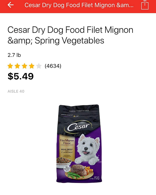 graphic regarding Caesars Dog Food Printable Coupons referred to as Bundle upon Cesar dry Canine foods. Spend $1.98 for 2 baggage at HEB