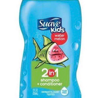 *(.38 Cent Suave Kids) this week!