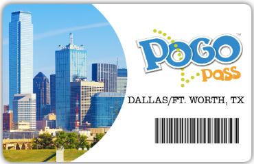 PogoPass Dallas/Ft Worth Texas