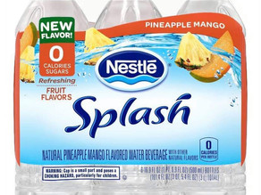 😱 Pay only $0.42 cents for Nestle Splash water!