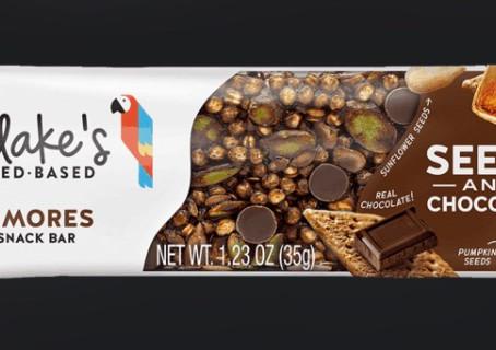 🆓 Blake's seed based snack bar using Ibotta📱! 🙌