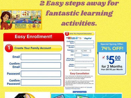 Sign up Now & receive 74% OFF ABCmouse. Run Deal! This is Fantastic for our children. Check it out!