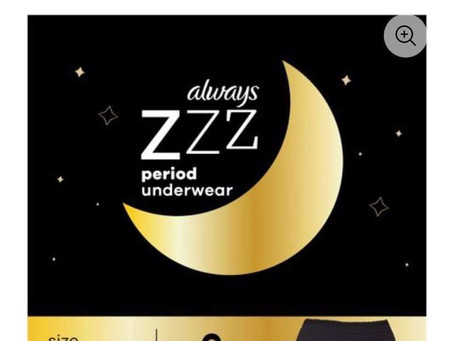 👏Pay $0.47 cents for Always ZZZ overnight disposable. See how in my post!
