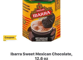 ☕️ Ibarra Sweet Mexican chocolate Bogo Deal just in time for the upcoming Holidays! ☕️