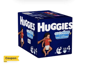 🙌Pay only $35 for Huggies, Pull ups & Poise( Regular priced $64.50)