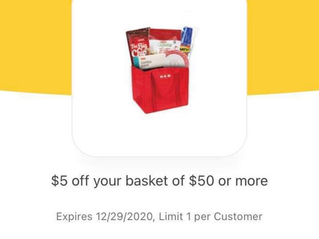 🙌Check your HEB APP for these Amazing Basket coupons getting Extreme Savings! 🏃🏻♂️