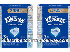 * Kleenex Deal at Walgreens!*
