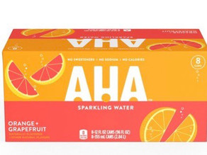 *FREE AHA Sparkling Water 8pk at HEB this week!*