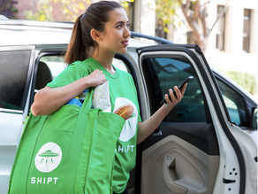 Shipt is looking for Shoppers to Pay for Grocery Delivery!  See if they are hiring in your area.