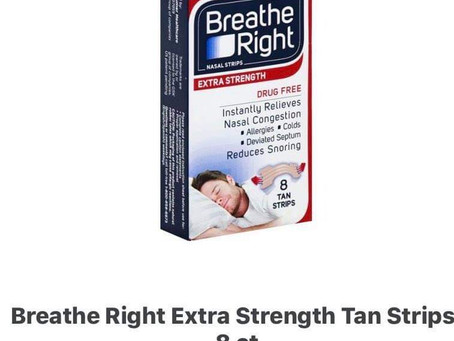 """EARN $4/off 1 Breathe Right using ibotta making this a .31 cent Money Maker! Use code""""uscldqn"""""""
