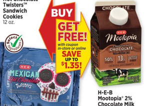 🔈Get Started on your COUPON Saving Journey Today! FREE CHOCOLATE MILK TODAY! 📣