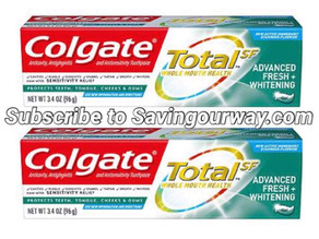 🙌Totally FREE Colgate toothpaste! hurry,Check out my post!