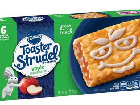 🙌 $1 Toaster strudel deal at HEB!