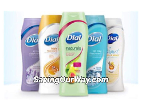 * 53% Savings on Dial Body Wash at Dollar General!*