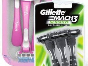 🔥 91% Savings on Gillette razor at Walgreens!