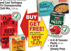 🚨What's absolutely FREE this week at HEB⬇️🙌⬇️