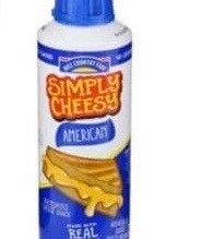*FREE Hill Country Fare Cheese Spray at HEB this week!*